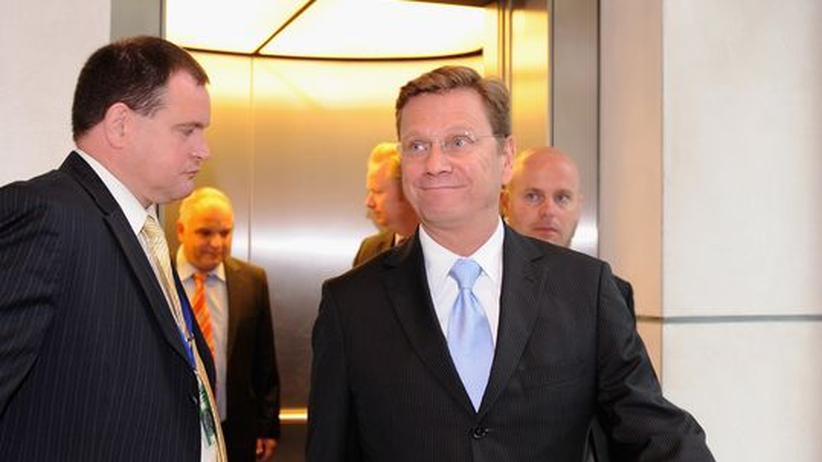 FDP-Chef Westerwelle