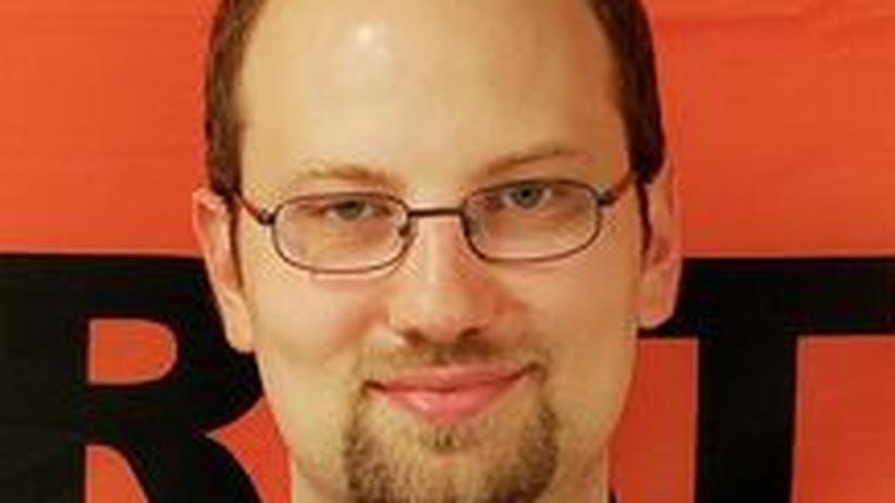 Andreas Popp Stellvertretender Vorsitzender Piratenpartei