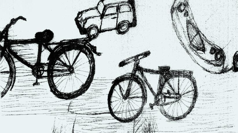Bilderstrecke: Steinmeiers Zeichnungen