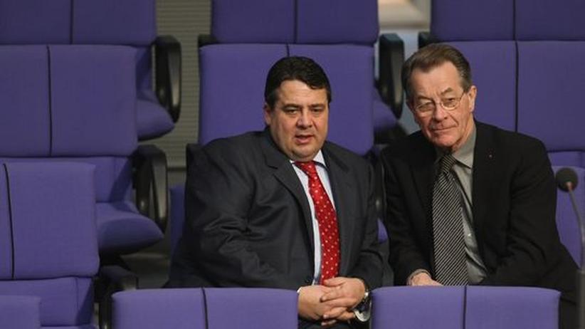 """Zukunft der SPD : """"Gabriel ist fähig, aber ..."""""""