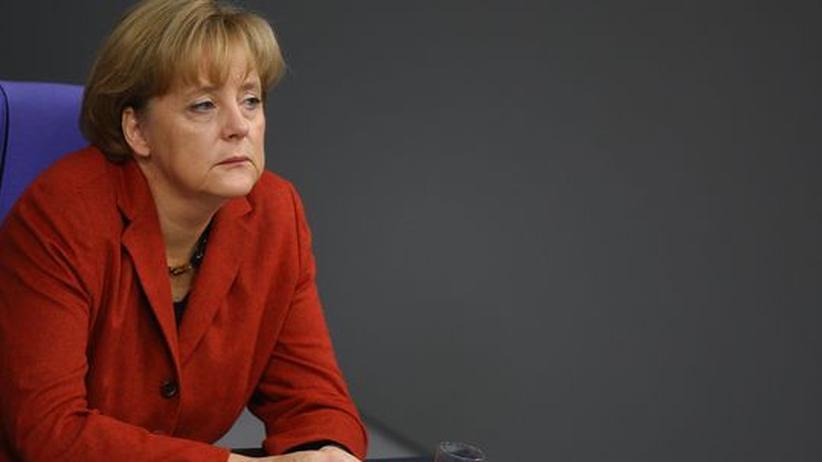 Angela Merkel und die Medien: Kanzlerin Hasenfuß