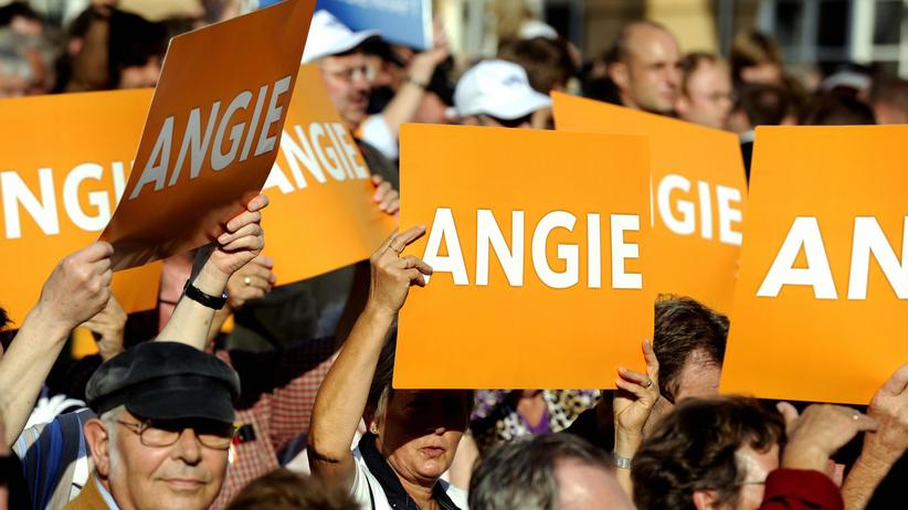 Bundestagswahl 2009: Vom Zweifel gejagt