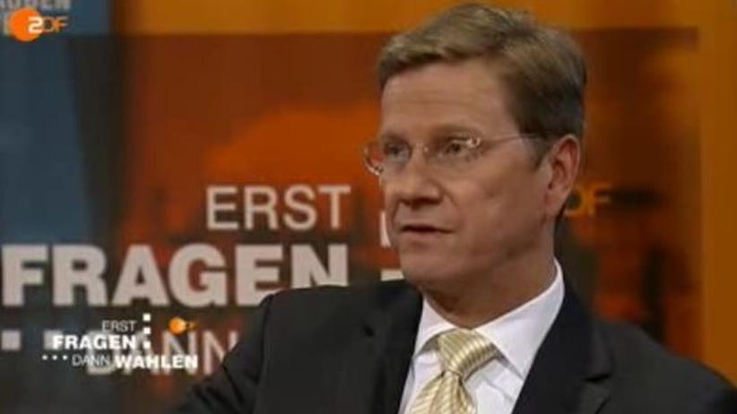 Wahlkampf: Internetnutzer befragen Westerwelle und Ramsauer