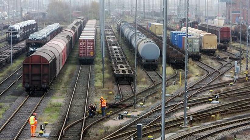 Transnet-Warnung: 13.000 Jobs bei der Deutschen Bahn gefährdet