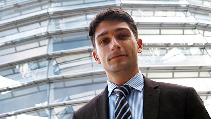 Bundestagsabgeordneter Florian Bernschneider, FDP