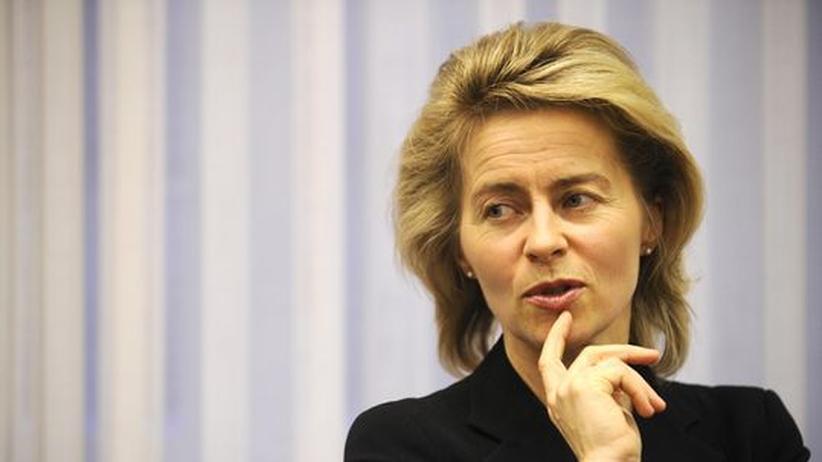 CDU: Wer ist Ursula von der Leyen?