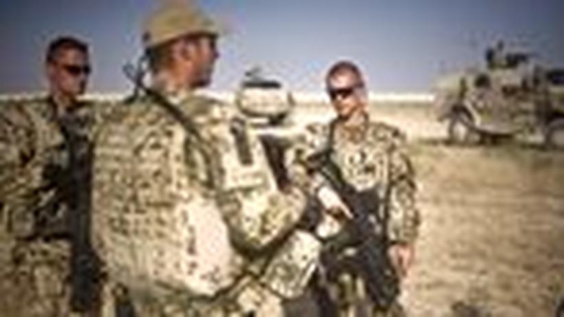 Afghanistan: Im K-Zustand