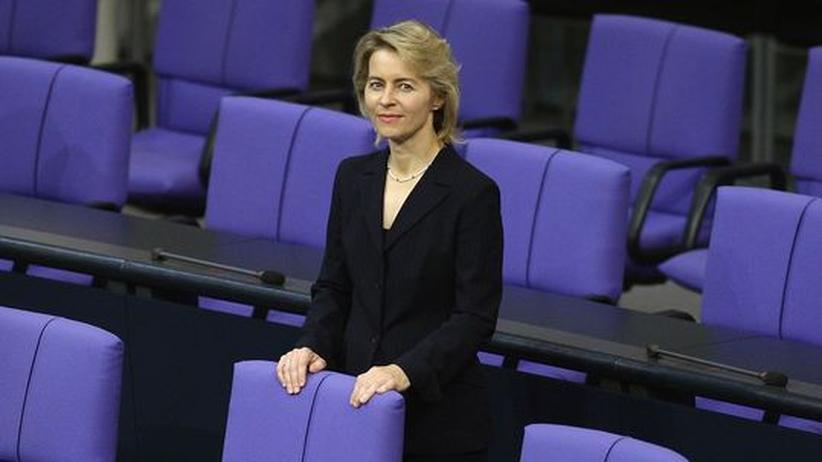 Jung-Nachfolge: Von der Leyen wird Arbeits-, Köhler Familienministerin