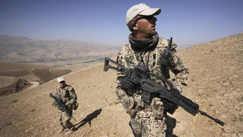 Afghanistan-Einsatz: Die Bundeswehr bleibt am Hindukusch: Der Bundestag hat das Afghanistan-Mandat um ein Jahr verlängert