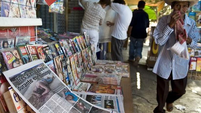 Pressefreiheit: Tödliche Gewalt gegen Journalisten nimmt zu