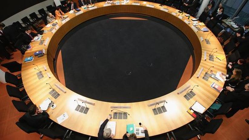 Verteidigungs-Ausschuss im deutschen Bundestag