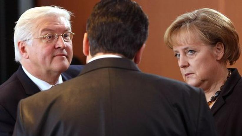 Gespräche mit der SPD: Merkel sucht Konsens in der Afghanistan-Politik