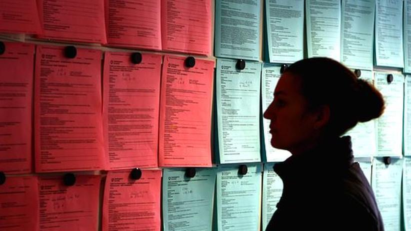 Hartz-IV-Urteil: Arbeitssuche in Süddeutschland: Der Bund muss die Hartz-Sätze neu berechnen – ob die Bezieher von Arbeitslosengeld II mehr Geld erhalten, ist noch ungewiss