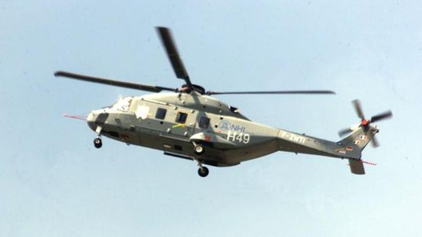 Rüstungspolitik: Bundeswehr bestellt mangelhafte Hubschrauber