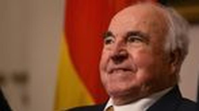 Zum Achtzigsten: Helmut Kohl, die Geschichte und wir