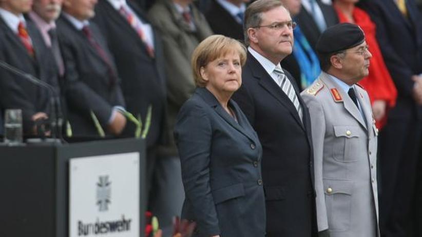 """Kundus-Affäre: """"SPD betreibt das Spiel der Taliban"""""""