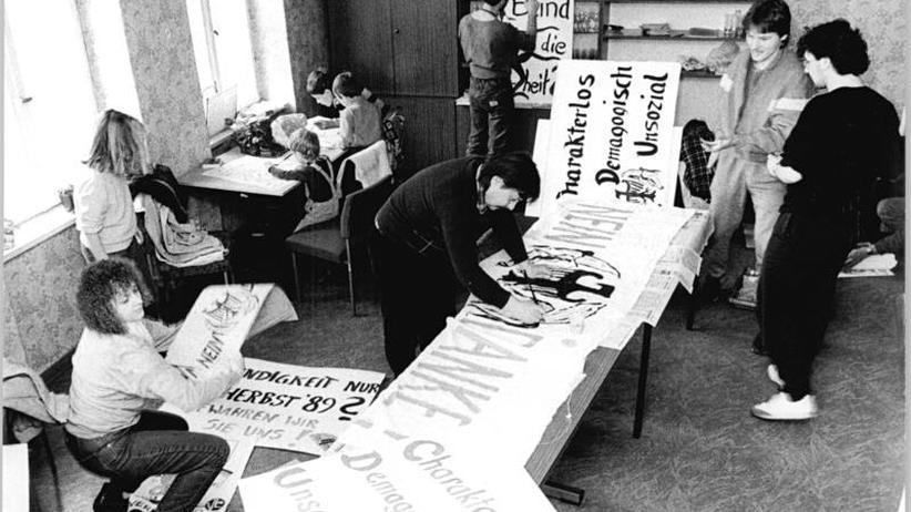 DDR-Volkskammerwahl: Wir haben frei gewählt