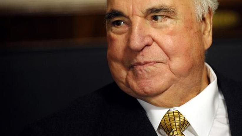 Das Volk gratuliert Helmut Kohl