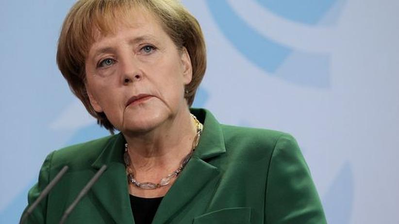 Amtsverzicht: Köhler ließ sich von Merkel nicht umstimmen