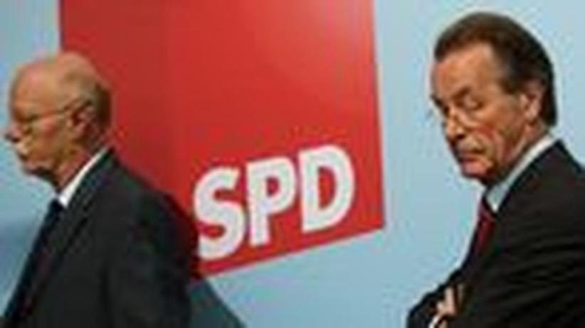 SPD: Wo bleibt die Wut?