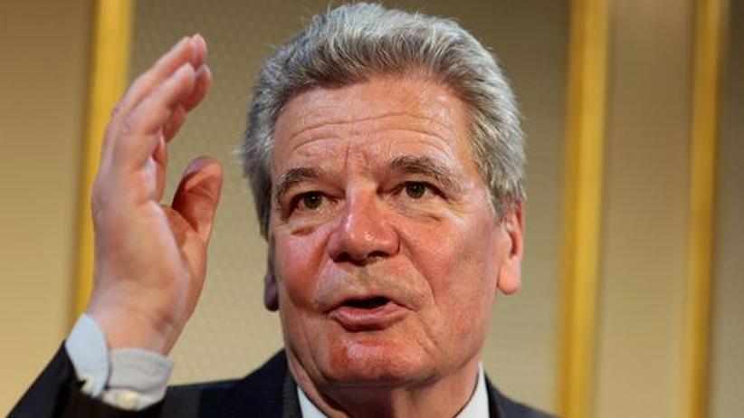 Wahl des Bundespräsidenten: Linkspartei poltert gegen Kandidaten Gauck