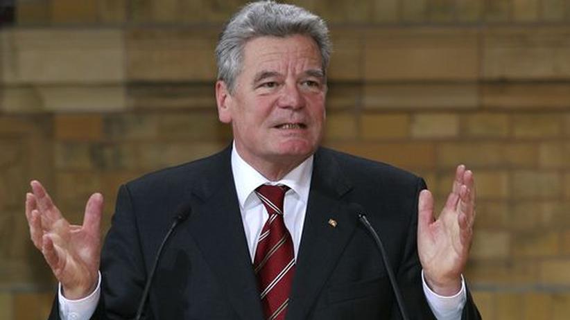 Kandidat der Opposition: SPD und Grüne wollen Joachim Gauck nominieren