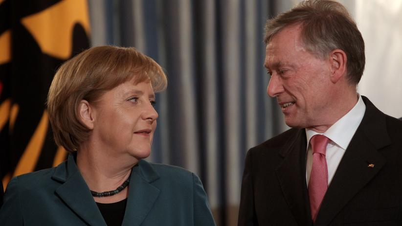 Nach dem Köhler-Rücktritt: Merkel muss den Befreiungsschlag wagen