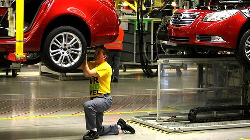 Automobilbranche: Bund lehnt Staatshilfen für Opel ab
