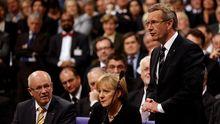 Ohne Bonus ins Schloss Bellevue: Christian Wulff ist der neue deutsche Bundespräsident