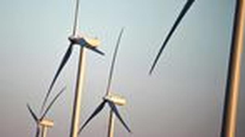 Umwelt: Röttgen will mehr Windenergie