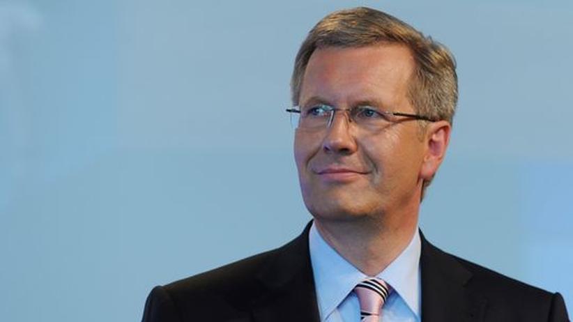 Will sich als Bundespräsident zurücknehmen: Niedersachsens Ministerpräsident Christian Wulff