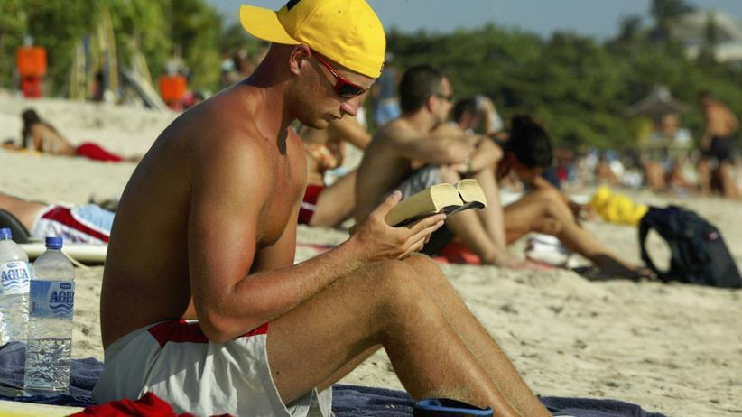 Urlaubslektüre: Ich lese, also bin ich Mensch