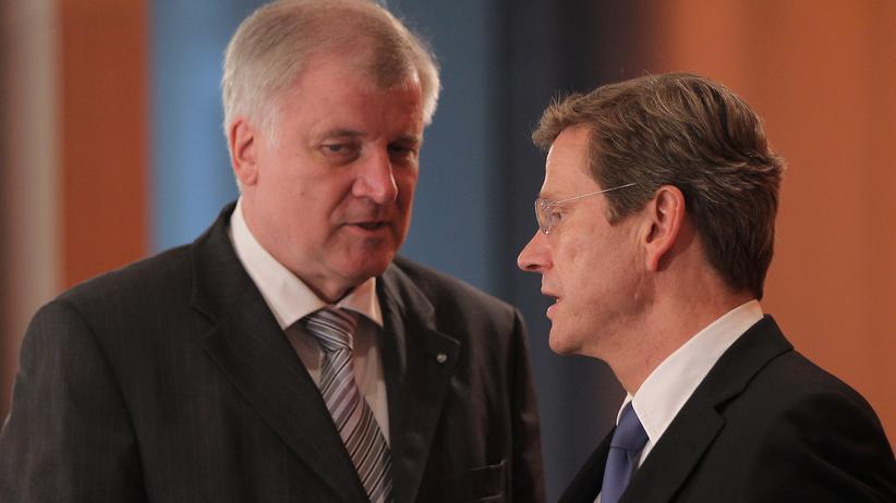 Bundesregierung: Zwei Parteichefs, die sich irrational verhalten