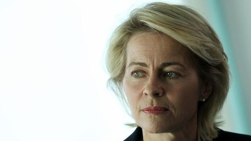 Will Kindern eine bessere Teilhabe an Freizeit- und Bildungsangeboten ermöglichen: Bundesarbeitsministerin Ursula von der Leyen (CDU)