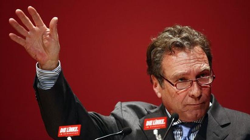 Luxus-Vorwürfe: Linke-Chef Ernst will auf Fraktionsgehalt verzichten