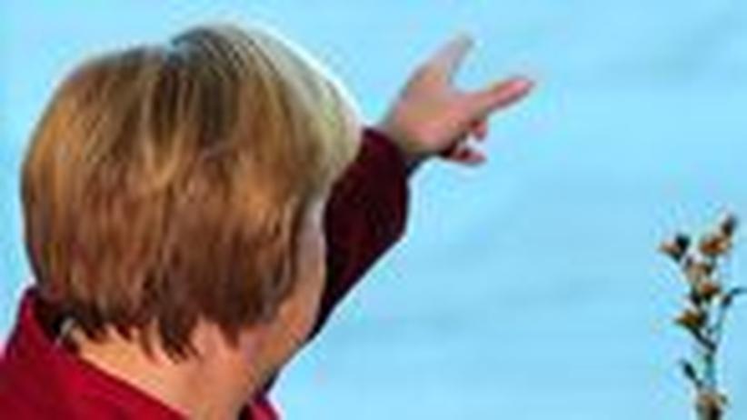 Bundesregierung: Merkel regiert endlich