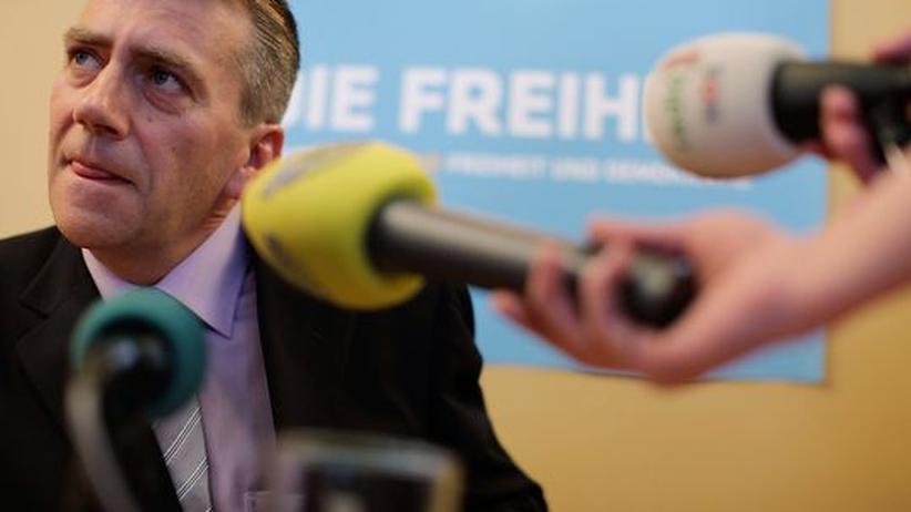 Rechtspopulismus: In Berlin gibt es sie bereits, die neue rechte Partei, gegründet von Ex-CDU-Mitglied Rene Stadtkewitz