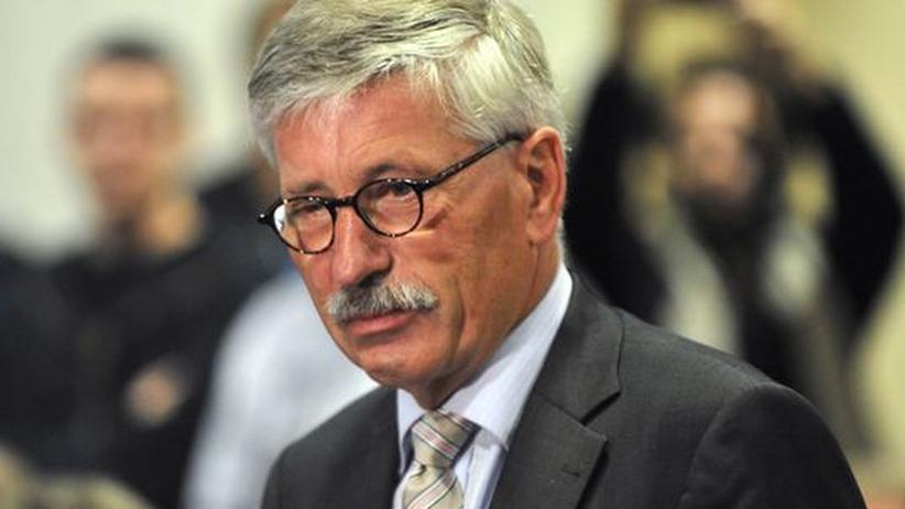 Integrationsthesen: Bundesbank beantragt Entlassung von Sarrazin