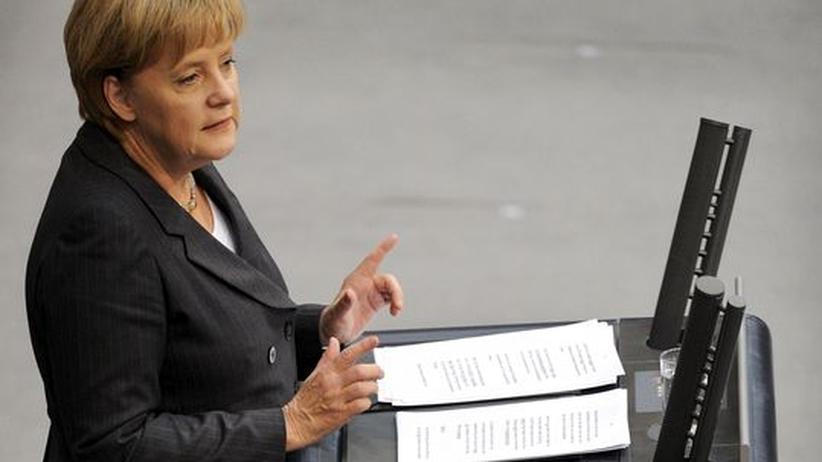 Regierungserklärung: Es gibt keine Reform per Dekret