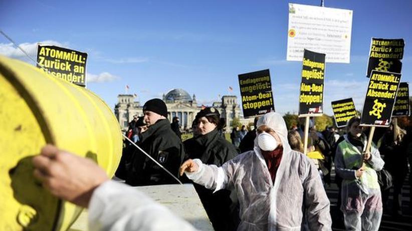 Bürgerprotest: Protestieren als Abwehr von Veränderung?