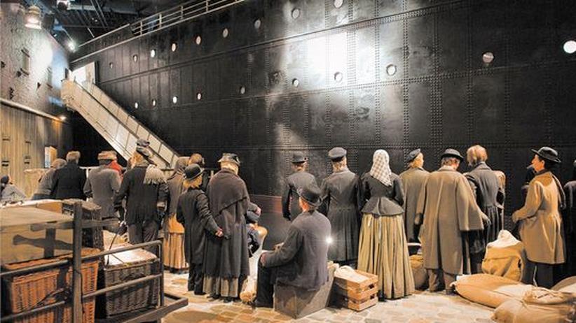 Auswanderermuseum in Bremerhaven