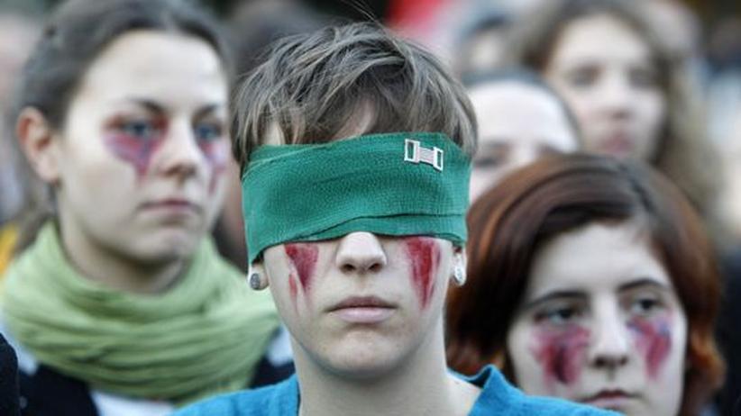Stuttgart 21: Schüler fordern Mappus-Rücktritt