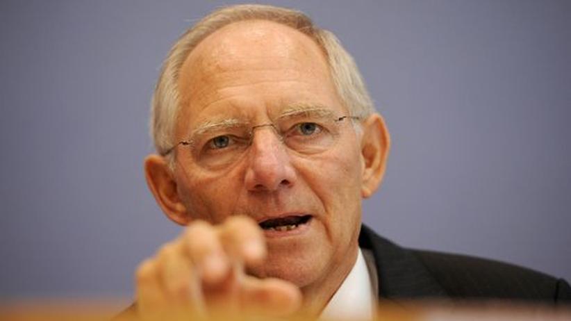 Bundesfinanzminister: Schäuble kehrt in sein Amt zurück
