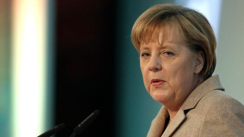 Bundeskanzlerin Angela Merkel ist gegen die Einführung von Euro-Anleihen