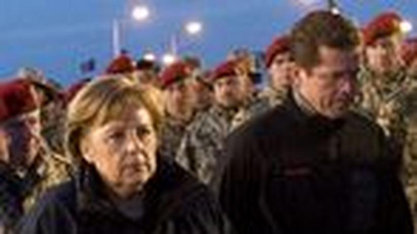 Bundeswehr-Einsatz: Hohle Worte zu Afghanistan