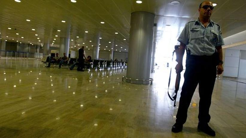 Passagier-Profiling: Israelische Flughäfen wie Ben Gurion Airport gelten als besonders sicher – die Überprüfung von Passagieren ist aber umstritten (Archivbild)