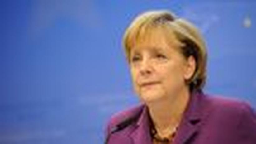 EU: Merkel muss für Europa kämpfen