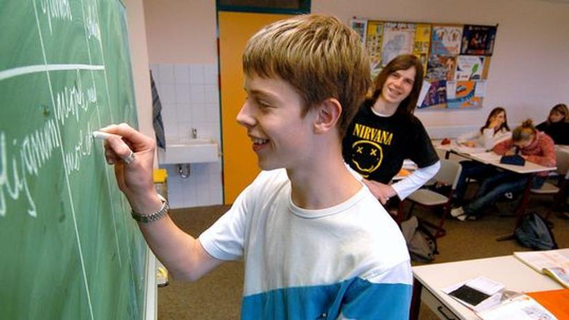 Pisa-Studie: Deutsche Schüler sind besser im Lesen als bei der ersten Pisa-Studie