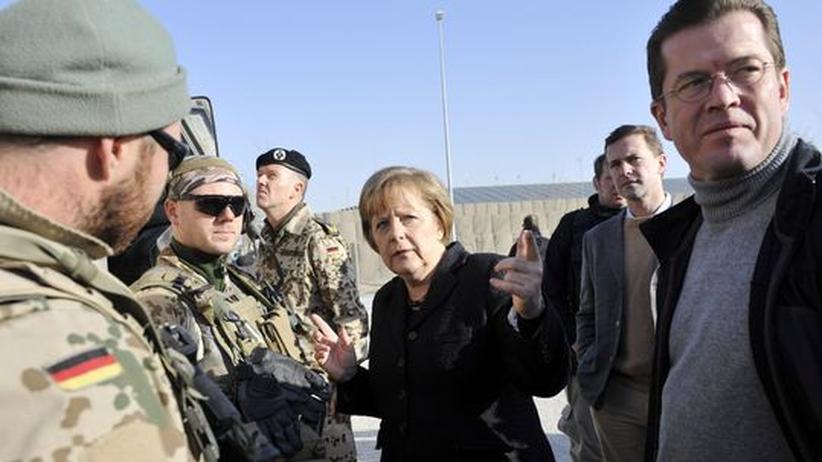 Bundeswehr: Guttenberg scheitert als Reformer