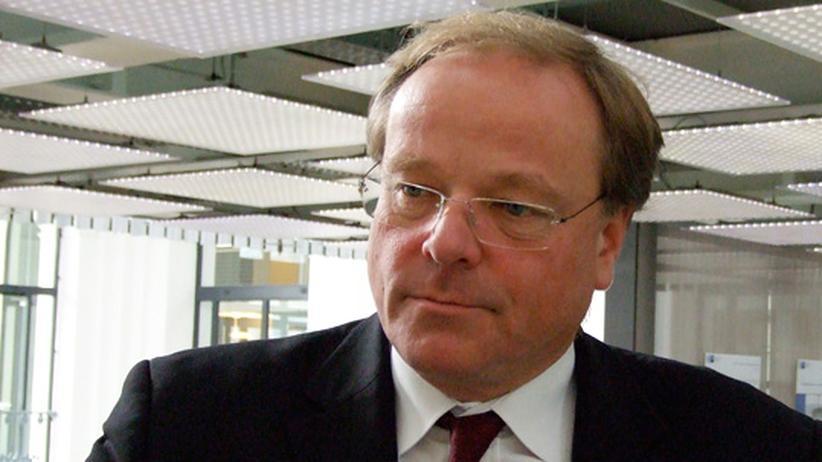 Minister Niebel: Der Minister für wirtschaftliche Zusammenarbeit und Entwicklung Dirk Niebel